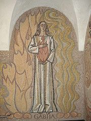 Gabija- Lithuanian Goddess of the hearth, light, families and knowledge