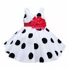 vestido de nena para fiesta o casual
