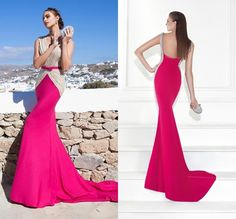 Find More Prom Dresses Information about New Design Prom Dress 2015 Beading V Neck Mermaid Tarik Vestido Longo Sleeveless Satin Prom Dresses Backless Luxurious,High Quality dress suite,China dress patterns prom dresses Suppliers, Cheap dresses evening dresses from dream dress house on Aliexpress.com