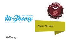 M-Theory #magazine #blog e #news è partner di Espresso #Coworking #expcowo