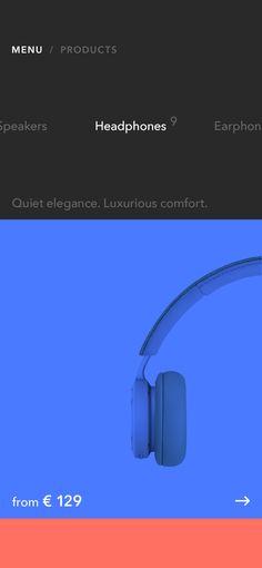 Headphones beoplay mobile