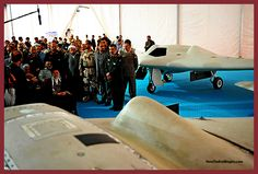Iran Unveils New High-Tech Drone Based On Obama's 'Gift' In 2011 - Now The End Begins