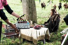 Game of Thrones Behind the Scenes Photos gallery