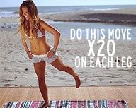 All you need to do is increase by 10 every 3 days .. You will really feel your ass the next day !!! AMAZING.