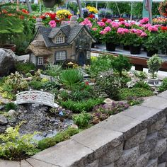 Миниатюрные сады фей. Обсуждение на LiveInternet - Российский Сервис Онлайн-Дневников