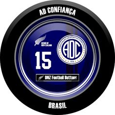 DNZ Football Buttons: AD Confiança                                                                                                                                                                                 Mais