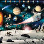 Space Adventure — Walltastic
