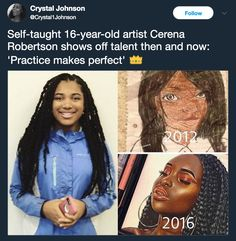 Wow what a talented young lady!