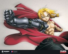 Fullmetal Alchemist Wallpaper Edward