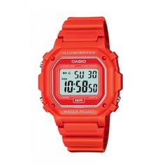 Casio F108WH4AEF Mens Red Digital Watch     You can get more details by  clicking d73aa2d267