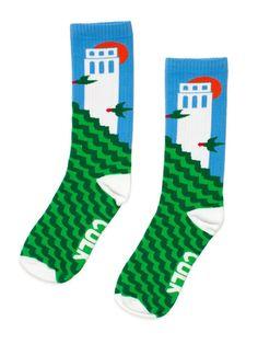 723926a29596 20 Popular Funky Single Pair Socks images | Funny socks, Socks ...