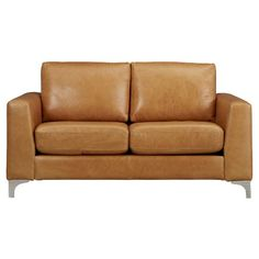 Anson Leather Loveseat - Inspire Q®