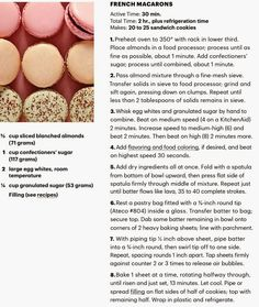 DIY French Macarons by Martha Living Magazine March 2014