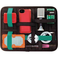 "Cocoon Cpg46 Grid-It(R) Organizer With Tablet Pocket (11"")"