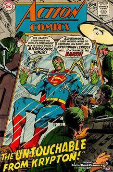 Superman - Doctors - Drill - Lights - Hurt - Neal Adams