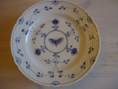 SOLD - Bing & Grondahl Dinner plates//Royal by HetTweedeServies on Etsy, €45.00