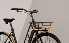 The step-in frame - VanMoof