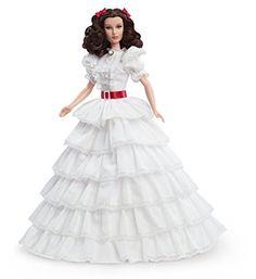 Barbie - Bdh19 - Poupée Mannequin - Scarlett O'hara Splendeur: Amazon.fr: Jeux et Jouets