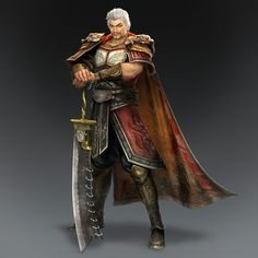 Sun Jian & Weapon (Wu Forces)