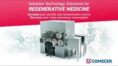 Video explaining isolation technology solutions for regenerative medicine