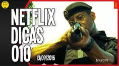 NETFLIX DICAS 010 - #PremioNetflix - Nerd Rabugento