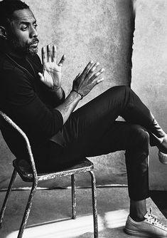 Idris Elba for The Hollywood Reporter | TIFF 2017