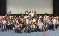 Esta edição TEDxLisboaED vai ser memorável!  Apresentamos hoje a fantástica equipa de voluntários que irá colaborar no dia 18 de outubro, e contribuir para que nada falhe neste magnífico evento!  Bilhetes em www.tedxlisboa.com  #tedxlisboa #tedxlisboaed #mob