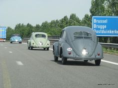 Look at the roadsign.... VW