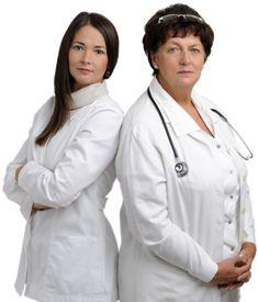 Dr. Szőke Dorottya és Dr. Kecskés Gabriella Pcos, Medical, Fashion, Moda, Fashion Styles, Medicine, Fashion Illustrations, Med School, Active Ingredient