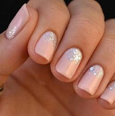 Beautiful simple nails