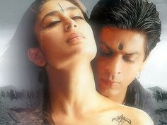 Shahrukh Khan and Kareena Kapoor - Asoka (2001)