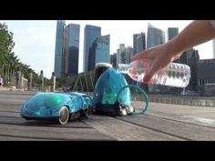 i-H2GO: Smartphone Enabled Hydrogen Fuel Cell RC Car [HD 3D]