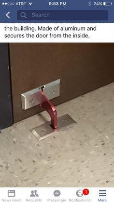 Security idea