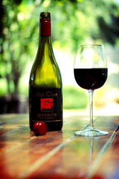 Clos Clare wine. Clare Valley South Australia