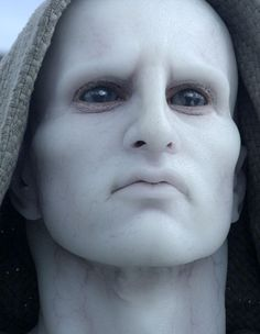 (From Prometheus) Doesn't he look like Voldemort mixed with Vlademir Putin? Lord Vlademir? Voldemort Putin? Nobody knows!