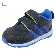 Nike 844347-041 Chaussures de Bébé, Gris (Wolf Grey/Coastal Bleue/White), 30 EU (12