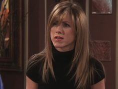 "When Rachel says good-bye to everyone. | 13 Moments On ""Friends"" That Made You Cry"