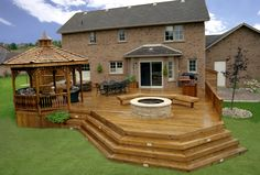 Best Wood For Ground Level Deck