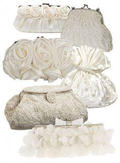 Traditional Ivory Satin and Beadwork * Rose Clutch ~ Satin Ivory Evening Handbag… Bridal Accessories, Bag Accessories, Wedding Clutch, Wedding Bags, Bridal Handbags, Beaded Clutch, Beaded Purses, Floral Clutches, Satin Roses