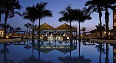 Costa Adeje Gran Hotel Adeje The 5-star Costa Adeje Gran Hotel is set 500 metres from El Duque Beach, in Tenerife's Playa de Fañabe resort. It offers a spa, 4 outdoor swimming pools and free parking on site.