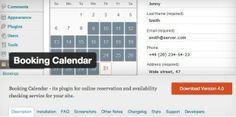 booking-calendar WordPress Plugin