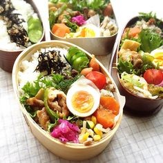 """保存版♡お弁当に華を添える!""""黄色系""""おかずレシピ - LOCARI(ロカリ) Tasty, Yummy Food, Bento Box Lunch, Desert Recipes, Cobb Salad, Meal Prep, Deserts, Meals, Lunch Ideas"""