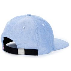 Albert Cap ($28) ❤ liked on Polyvore featuring accessories, hats, logo hats, caps hats, six panel hat, crown hat and logo caps