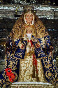 Virgen de los Reyes. Sevilla (Spain)