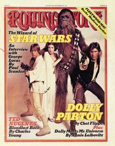 Classic Rolling Stone Magazine Covers | Classic Rolling Stone covers -star wars