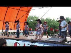 Ovisok a vadnyugaton - Falunap 2013 - YouTube