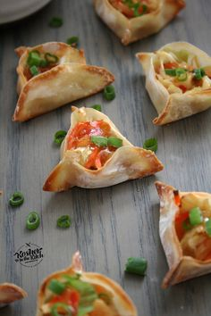 Egg Roll Hamantaschen | Community Post: 36 Mouthwatering Hamantaschen To Make This Purim