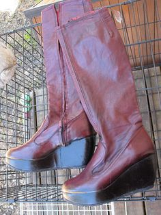 Mord'Sith boots