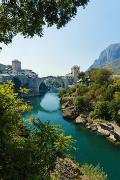 the-absolute-best-photography:    Mostar Bridge - Bosnia and Herzegovina (by Piotr Kowalski)  You have to follow this blog, it's really awesome!