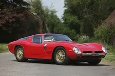 1968 Bizzarrini GT Strada